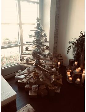Árbol de Navidad de madera...