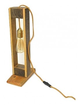 Lámpara de mesa estilo...