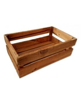 Caja de madera decorativa...